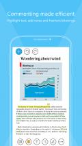 Foxit Business PDF Reader Screenshot