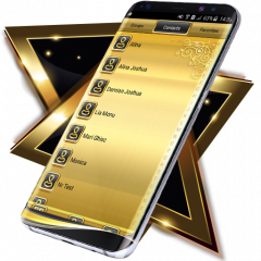 Golden Dialer Theme 2 5 Download APK for Android - Aptoide
