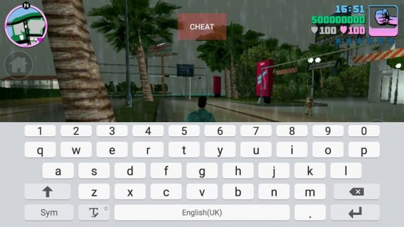 Game Keyboard for GTA VC 1 0 Download APK for Android - Aptoide