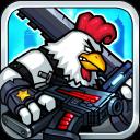 Chicken Warrior:Zombie Hunter