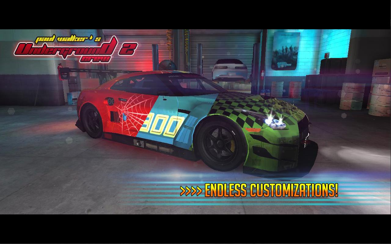 Underground Crew 2 Drag Racing screenshot 1