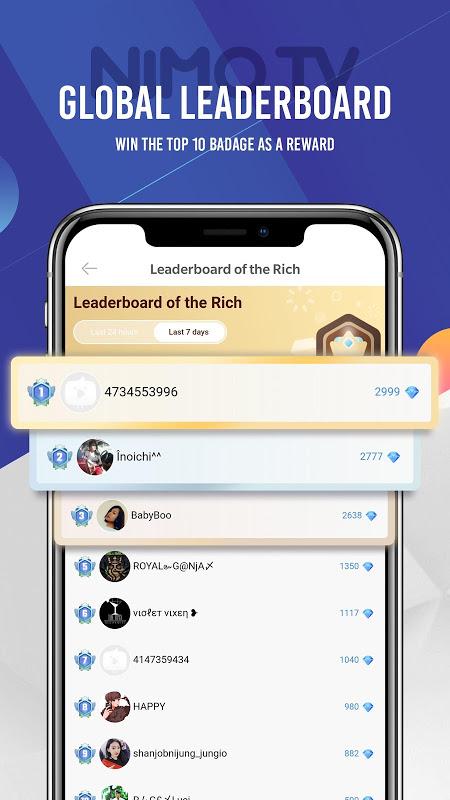 Nimo TV – Play. Live. Share. screenshot 1