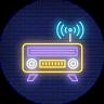 FM Radio Stream Icon