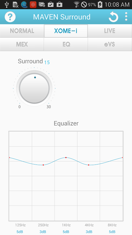 MAVEN Music Player (Pro) screenshot 1