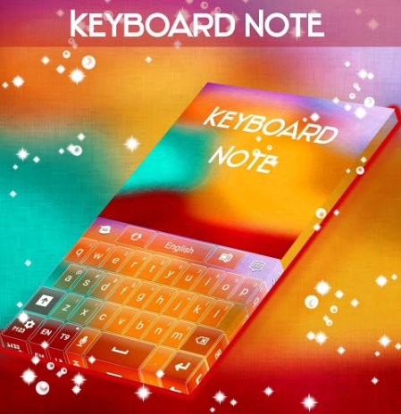 Samsung Galaxy Note 2  GO Keyboard Theme 1 224 1 81 Download