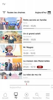 SFR TV 8 screenshot 9