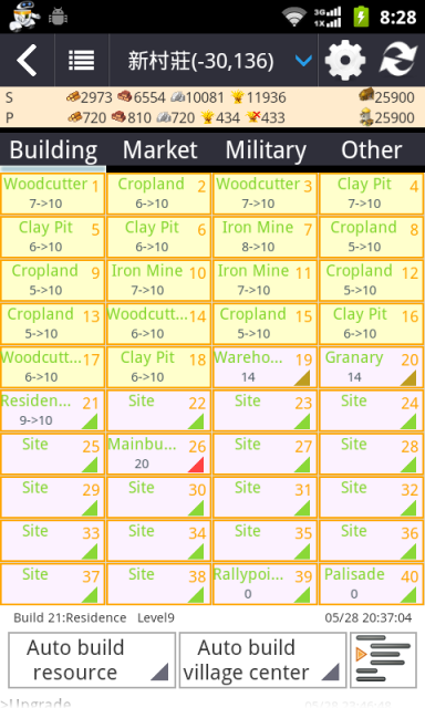 Travian builder download apk for android aptoide for Rate your builder