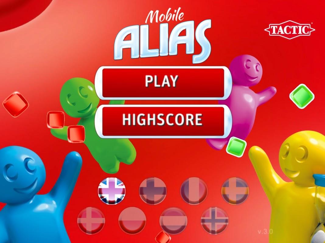 Mobile Alias screenshot 2