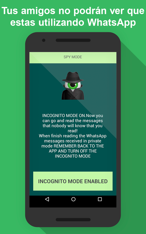 whatsapp espia para android descargar