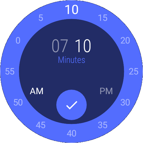 Clock screenshot 1