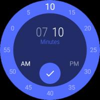 Clock Screen