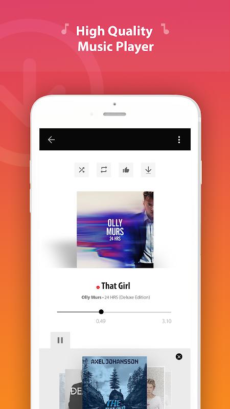 AZ Mp3 Music Downloader screenshot 1