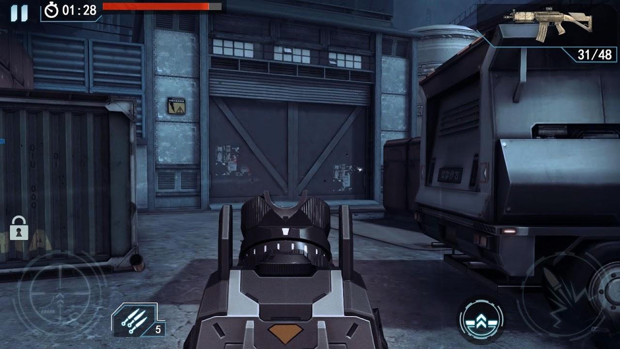 Armed Fire Attack- Best Sniper Gun Shooting Game screenshot 5
