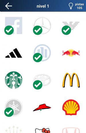 Quiz Juego De Logotipos 7 8 Descargar Apk Para Android Aptoide