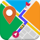 GPS Route Finder - Maps, Directions