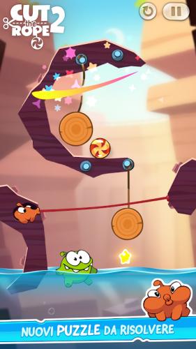 Cut the Rope 2 screenshot 8