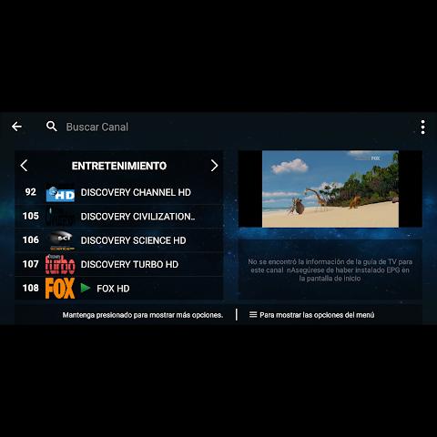 Gotv Iptv screenshot 5