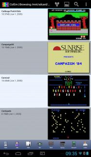 ColEm - Free Coleco Emulator screenshot 6
