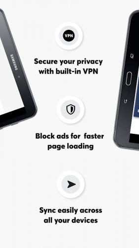 Opera Browser: Fast & Private screenshot 15