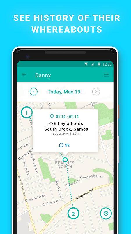 GeoZilla GPS Locator – Find Family & Friends screenshot 2
