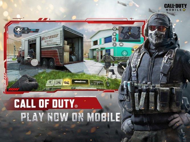 Call of Duty®: Mobile screenshot 16