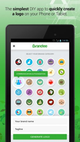 brandee free logo maker graphics creator 1 0 9 download apk for