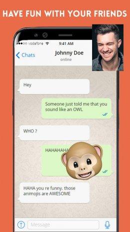 ANIMOJI IPHONEX emoji 1 0 5 Download APK for Android - Aptoide