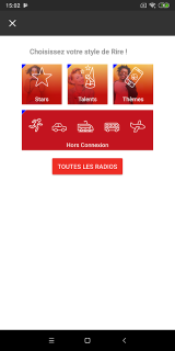 Rire & Chansons Radio screenshot 1