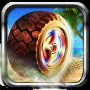 3DCrazySpeed: BeachMoto Racing
