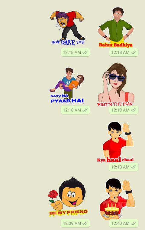 Sticker Packs For Whatsapp screenshot 2