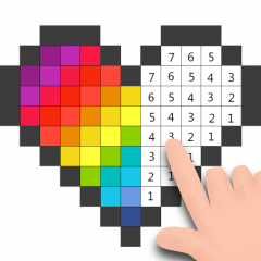 Pixel Art Pintar Con Numeros Colorear 25 Descargar Apk