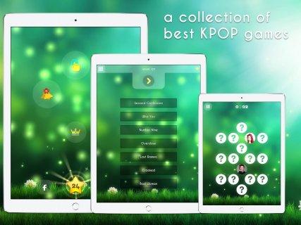 Kpop music game screenshot 3