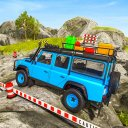 Top Offroad Simulator: Jeep Driving & Parking Game