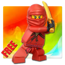 Funny Ninja Go Coloring