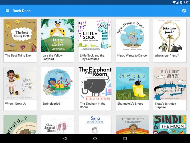 Book Dash: Free African Stories for Kids screenshot 4