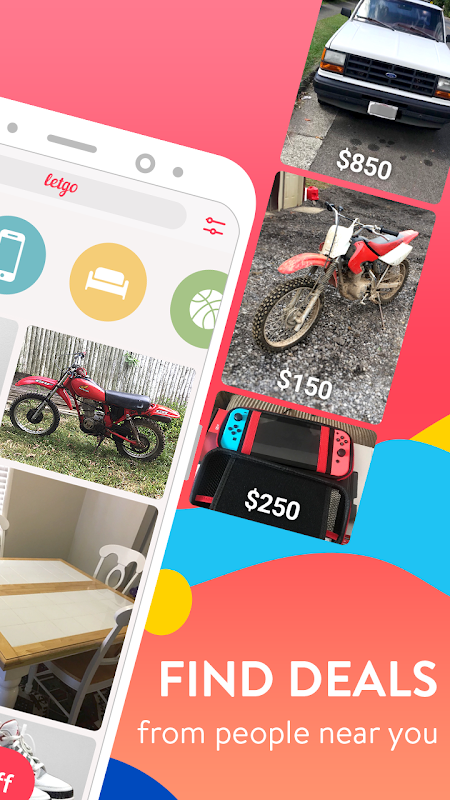letgo: Buy & Sell Used Stuff, Cars & Real Estate screenshot 2
