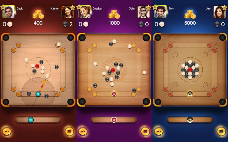 Carrom Pool: Disc Game screenshot 16