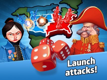 RISK: Global Domination screenshot 2