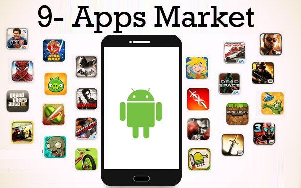 com.appsmarket.nineapps.new9apps screenshot 1