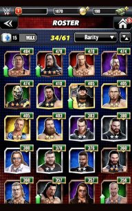 WWE Champions Free Puzzle RPG screenshot 1