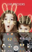 Sweet Snap -live filter,Selfie photo edit,face app Screen