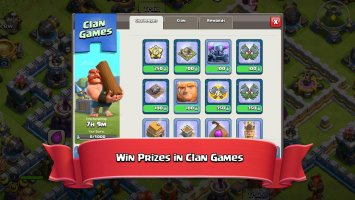 Clash of Clans Screen