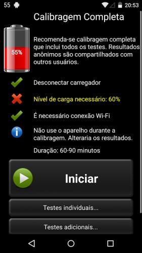 Bateria HD - Battery screenshot 3