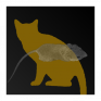 mice catch cat game icon