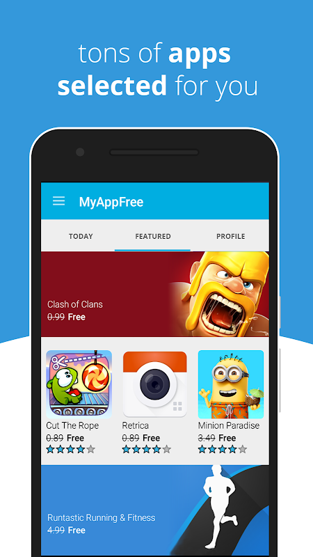 myAppFree - App of The Day - Free Apps Everyday screenshot 2