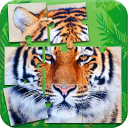 Tigers Jigsaw Puzzle Game