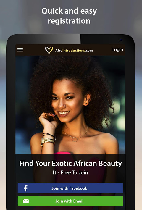 Afrointroductions com sign in
