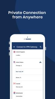 OpenVPN Connect screenshot 4