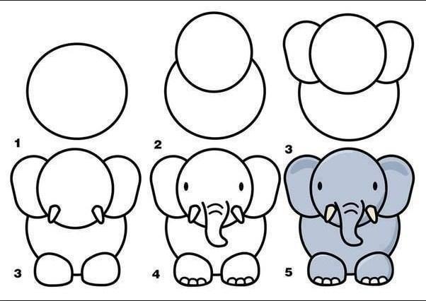 Easy drawing for kids screenshot 5