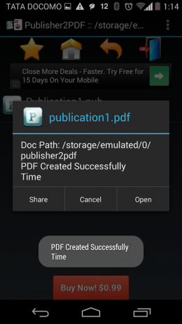 pdf to publisher converter free download